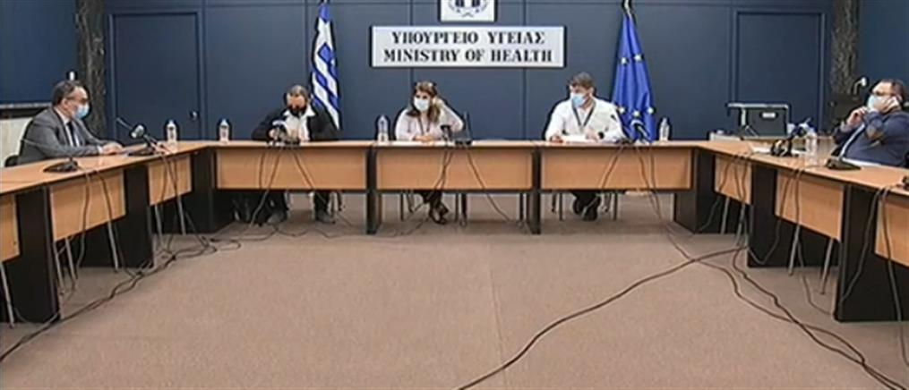 Χαρδαλιάς, Μαγιορκίνης, Κοντοζαμάνης για την εξάπλωση του κορονοϊού (βίντεο)