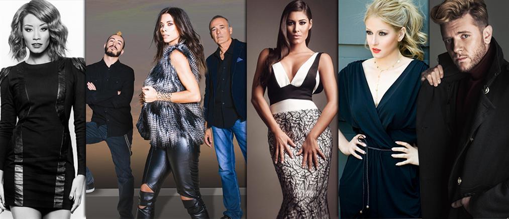 Οι υποψήφιοι για τον 60o διαγωνισμό τραγουδιού της Eurovision