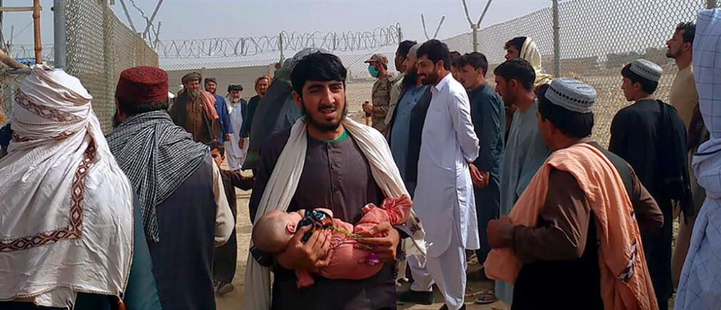 Σασόλι: Η Ευρωπαϊκή Ένωση οφείλει να υποδεχθεί Αφγανούς