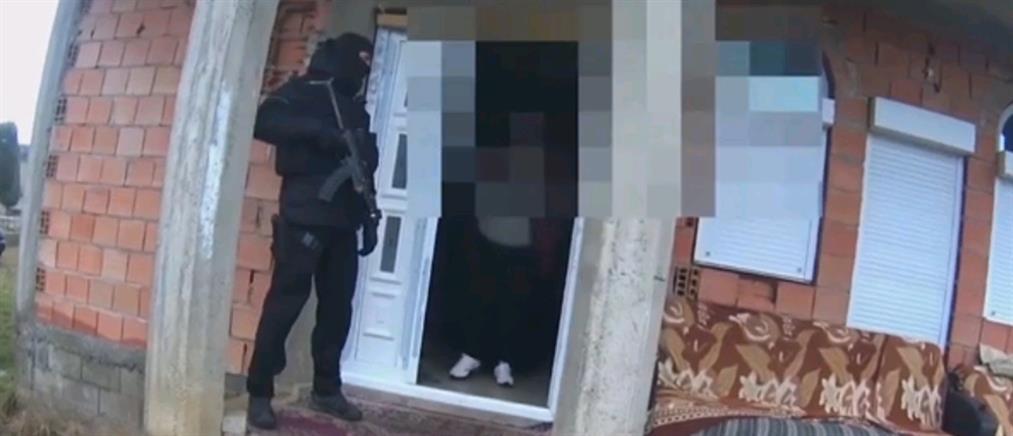 """Βόρεια Μακεδονία: Σταμάτησαν επίθεση με """"άρωμα"""" ISIS (βίντεο)"""
