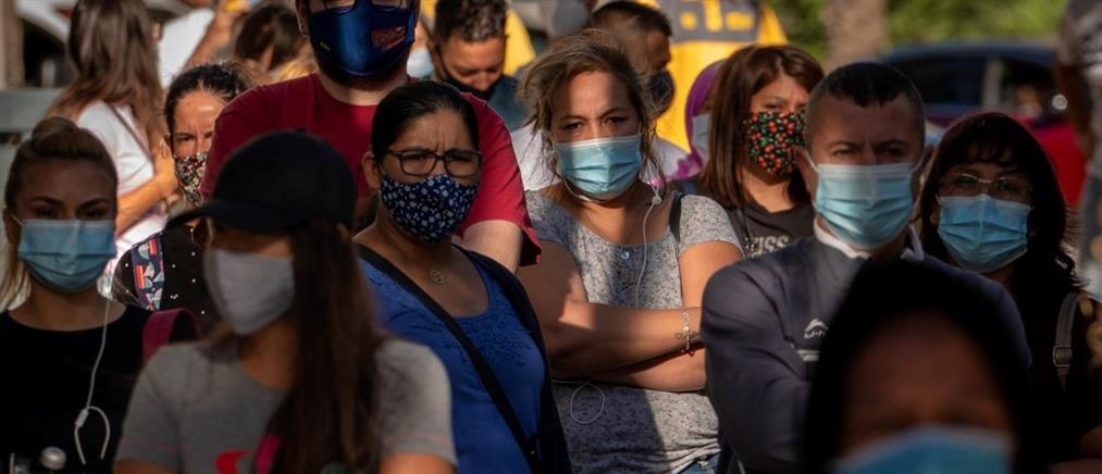 """Κορονοϊός - Ισπανία: """"Μαύρο"""" ρεκόρ ημερήσιων κρουσμάτων - Αποχωρεί ο Υπουργός Υγείας"""