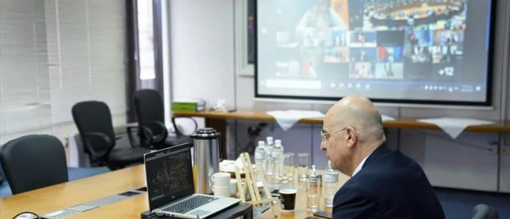 Νίκος Δένδιας: Τι συζητήθηκε στο Συμβούλιο Εξωτερικών Υποθέσεων