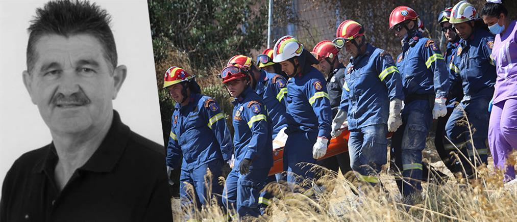 Σεισμός στην Κρήτη -  Ιάκωβος Τζαγκαράκης: το μεσημέρι η κηδεία του