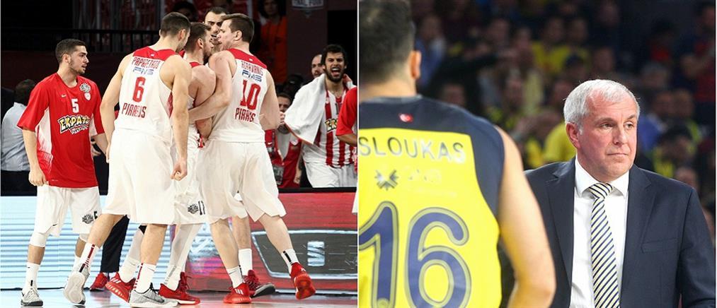 """c6400f57585d Euroleague  Ελληνοτουρκική """"μάχη"""" στον τελικό του Final Four"""