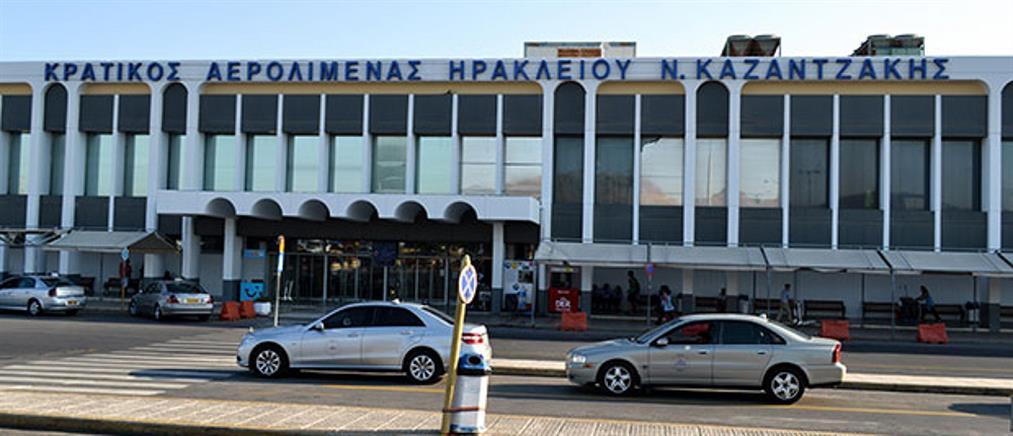 Αεροδρόμιο Ηρακλείου: νεαρός ήθελε να ταξιδέψει μαζί με το ...όπλο του!