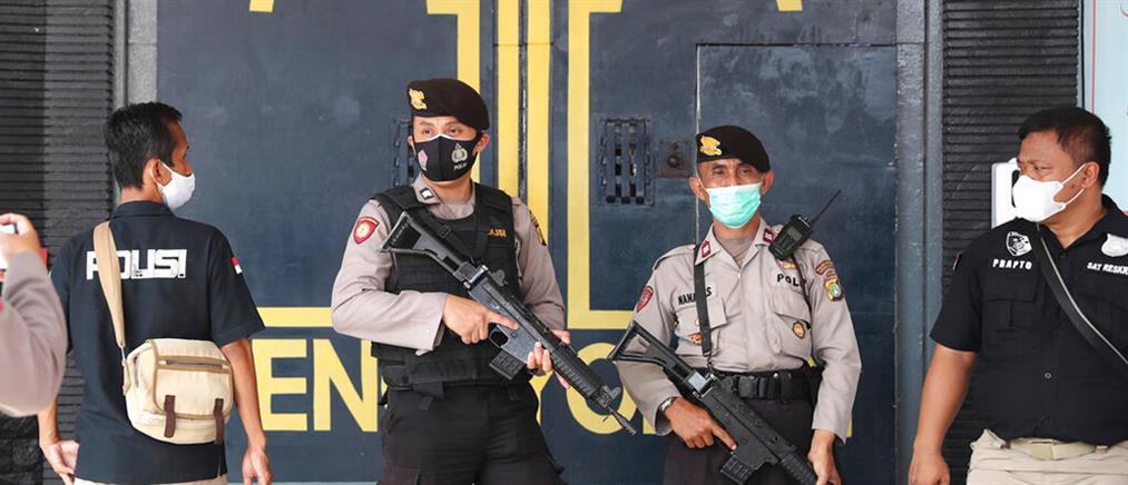 Ινδονησία: δεκάδες νεκροί από φωτιά σε φυλακή (εικόνες)