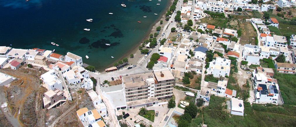 Κύθνος: Κάτοικος του νησιού συνελήφθη για εμπρησμό