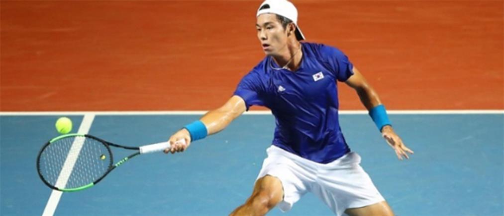 Ο πρώτος κωφός τενίστας που κέρδισε αγώνα ATP Tour (εικόνες)