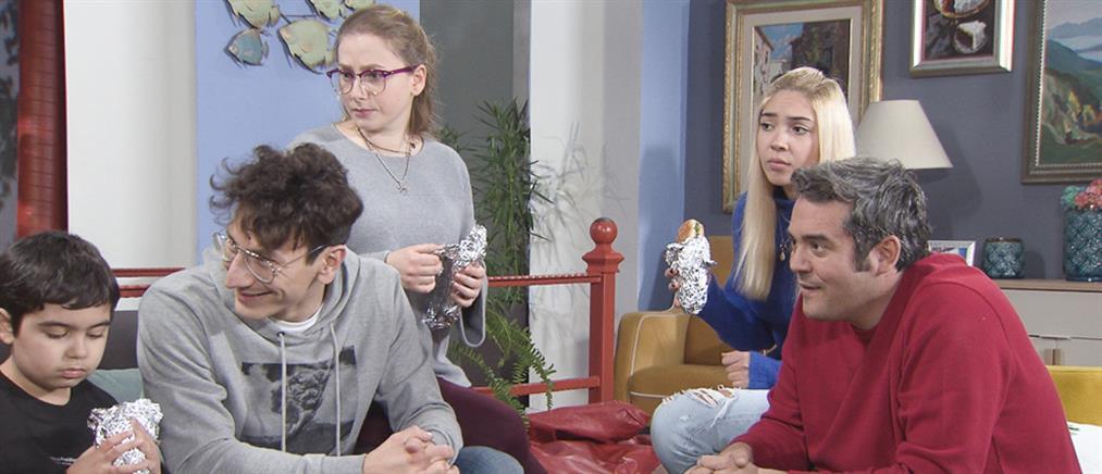 """""""Η Φαμίλια"""": Μπίζνες με φίλους την Τετάρτη (εικόνες)"""