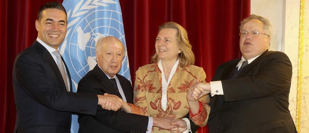 Νίμιτς για Σκοπιανό: υπάρχει πρόοδος, αλλά παραμένουν δυσεπίλυτα ζητήματα