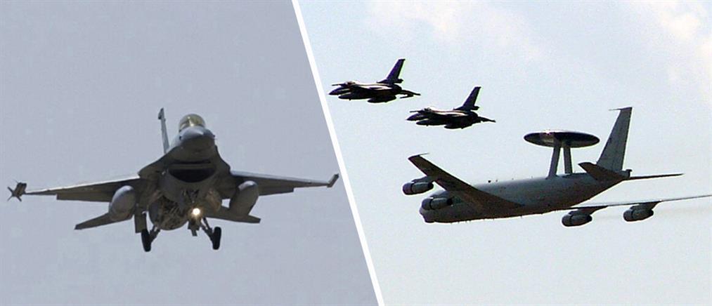 """Με αερομαχίες στο Αιγαίο """"γιορτάζουν"""" οι Τούρκοι τα ΜΟΕ"""