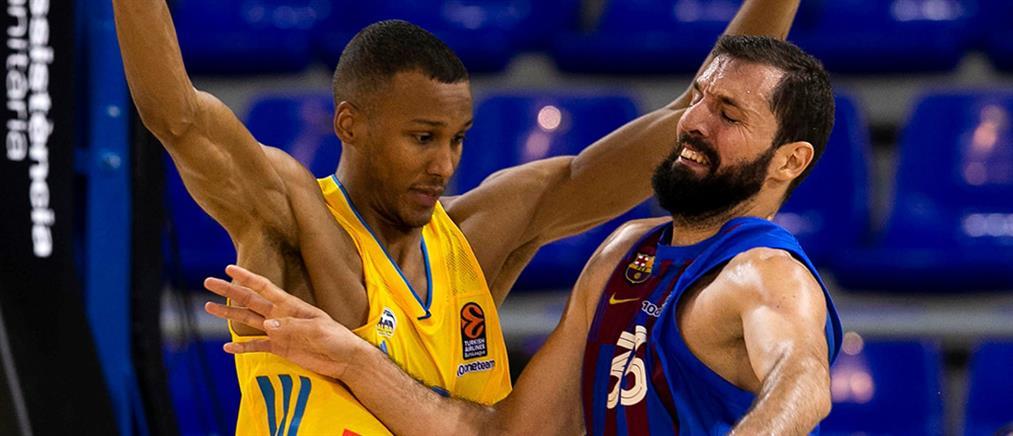 Euroleague: Η Μπαρτσελόνα….τρόμαξε κόσμο στην πρεμιέρα
