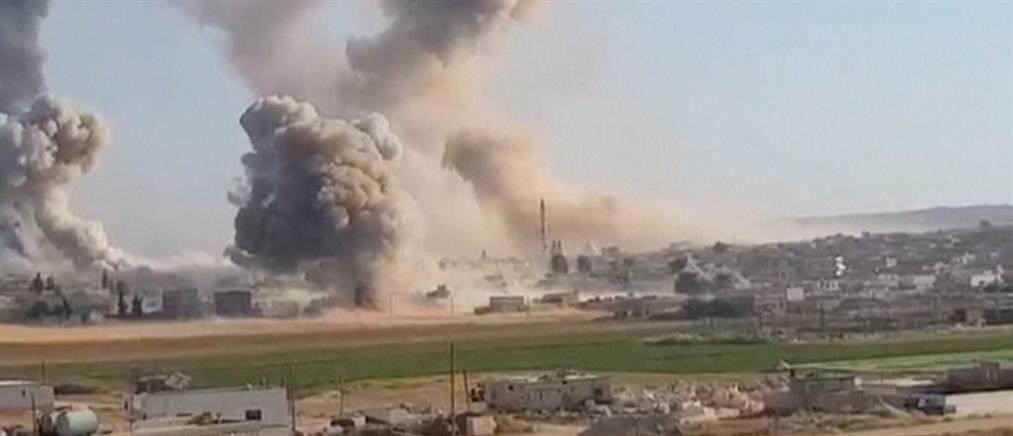 Μακελειό με θύματα αμάχους στη Συρία (βίντεο)
