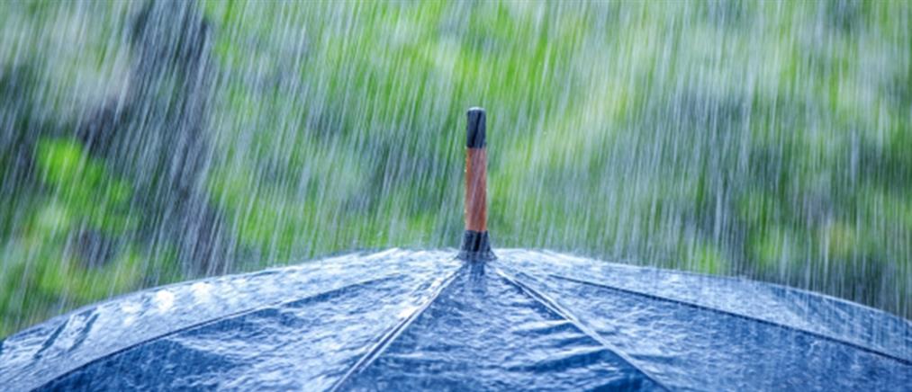 Καιρός: τριήμερο του Αγίου Πνεύματος με βροχές και σποραδικές καταιγίδες