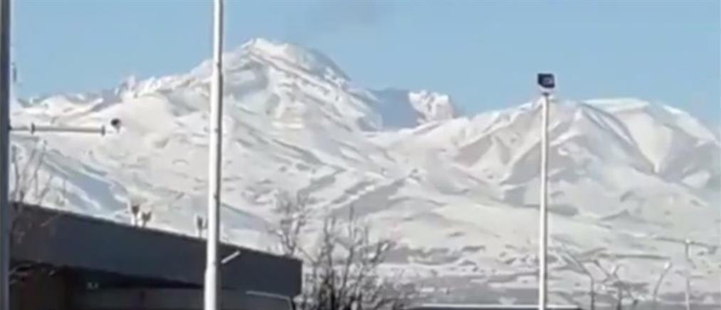 Ιράν: συνετρίβη μαχητικό αεροσκάφος