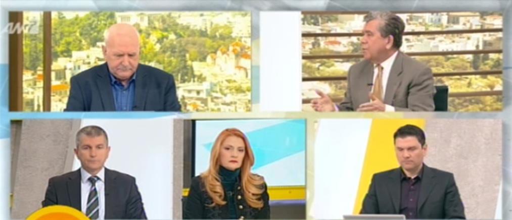 Μητρόπουλος: έχουν ήδη ψηφιστεί τα προληπτικά  μέτρα για μετά το 2018