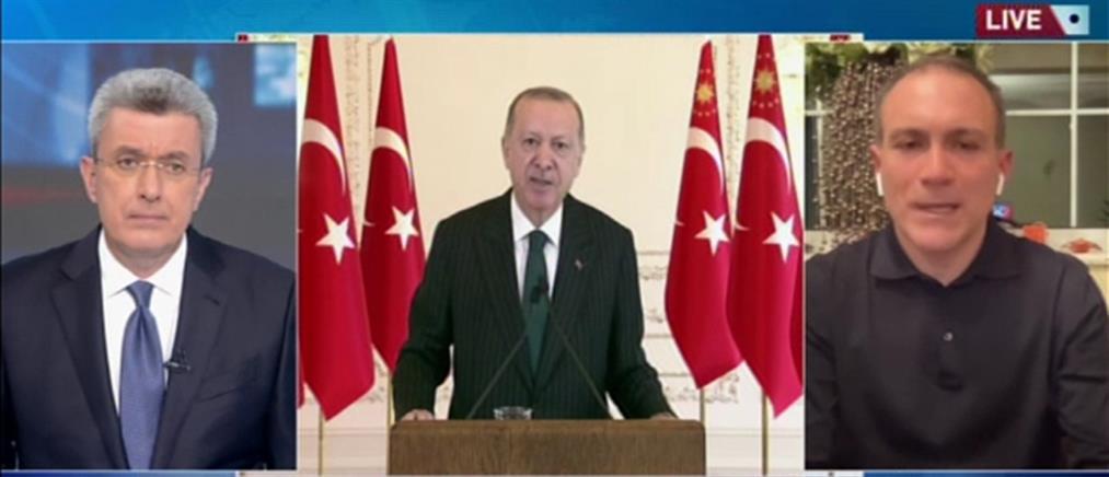 """Κωνσταντίνος Φίλης στον ΑΝΤ1: Η Τουρκία στήνει """"παγίδα"""" έντασης στην Ελλάδα (βίντεο)"""