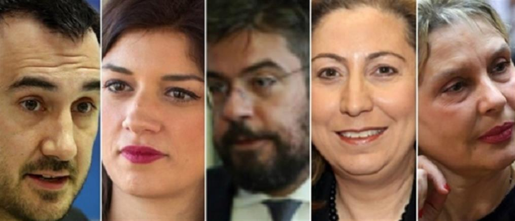 Ορκίζονται οι νέοι υπουργοί της κυβέρνησης