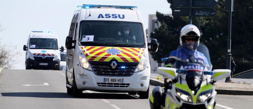 Γαλλία: Κατάρρευση κτηρίων στο Μπορντό