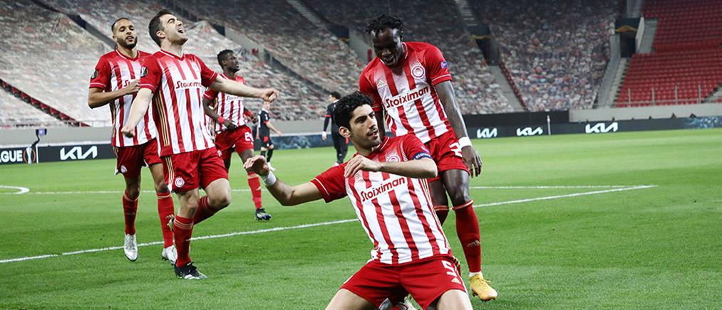 """Europa League - Ολυμπιακός: με στόχο το εισιτήριο για τους """"16"""" κόντρα στην Αϊντχόφεν"""