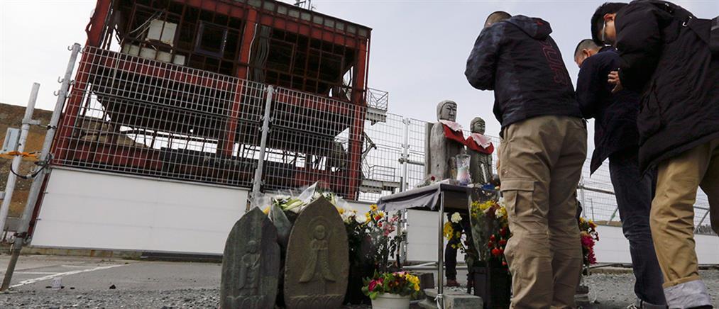 Η μαύρη επέτειος της Φουκουσίμα