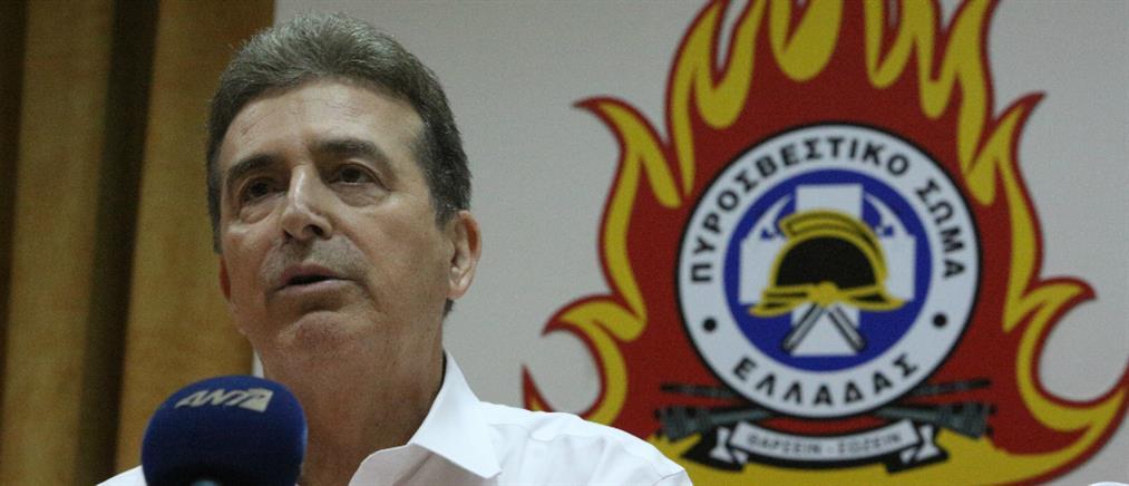 Χρυσοχοΐδης: σε επιφυλακή θα παραμείνει ο κρατικός μηχανισμός το Σαββατοκύριακο