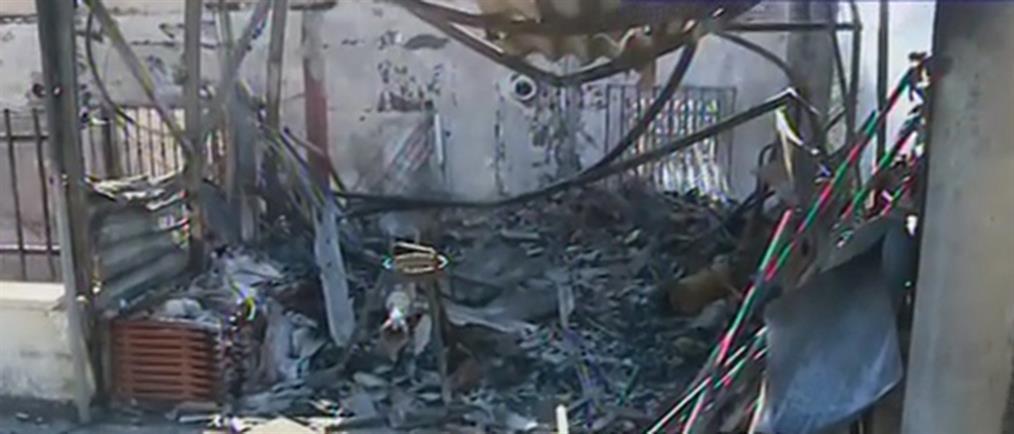 Κάτοικος Παιανίας στον ΑΝΤ1: κάηκαν σπίτια, ακούγονταν εκρήξεις (βίντεο)