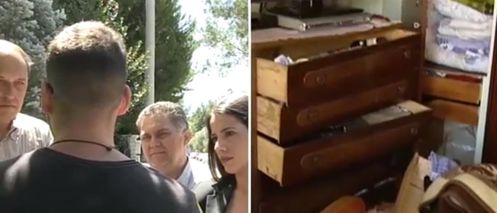 """Τον """"εφιάλτη"""" που έζησε στα χέρια ληστών περιγράφει στον ΑΝΤ1 ο 19χρονος (βίντεο)"""
