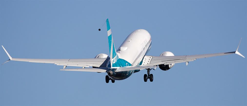 """""""Καθηλώνονται"""" και στην Ελλάδα τα Boeing 737 Max"""