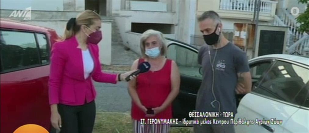 """Θεσσαλονίκη: """"Πάλευε"""" με φίδι στο αυτοκίνητο για πέντε μέρες (βίντεο)"""