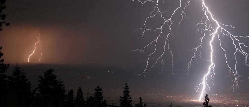 Τι προκαλεί τις καλοκαιρινές καταιγίδες -  Οι ειδικοί εξηγούν