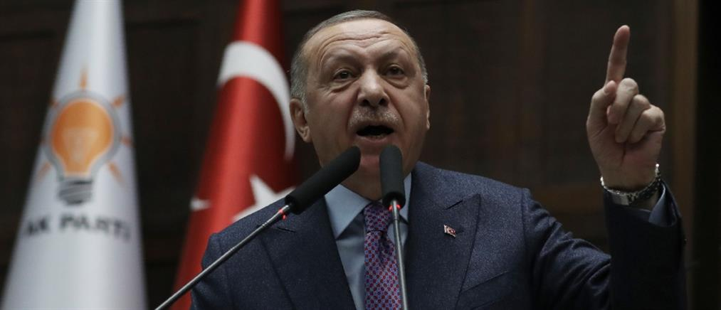 Προκαλεί ο Ερντογάν: Αποδεκτό από την Ελλάδα το καθεστώς που κηρύξαμε στη Μεσόγειο