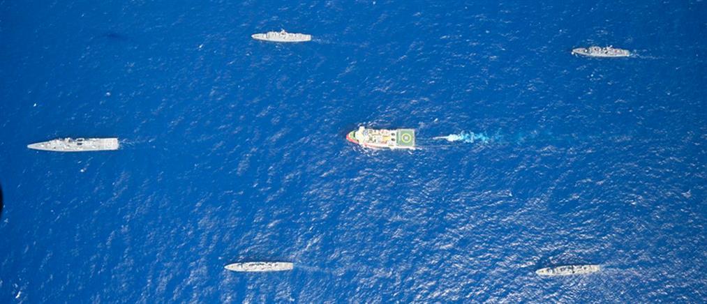 ΥΠΕΞ: Συνειδητά fake news η διαστρέβλωση των λεχθέντων για το γαλλικό πλοίο
