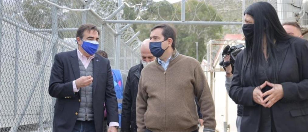 Σχοινάς: η Ευρώπη δίπλα στην  Ελλάδα
