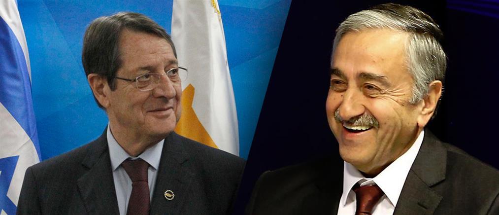 Κρίσιμη συνάντηση Αναστασιάδη - Ακιντζί στην σκιά των τουρκικών προκλήσεων