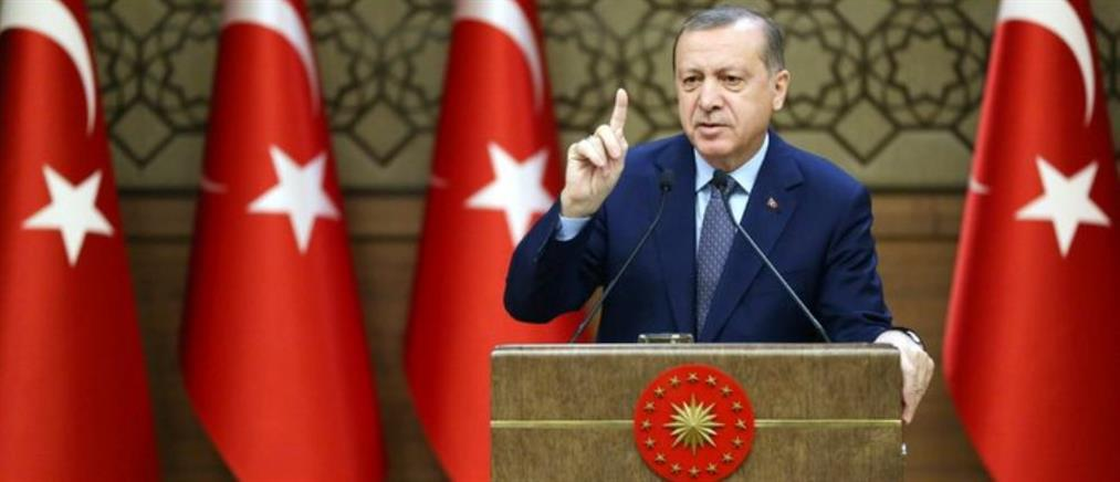 Την εκστρατεία του ενόψει του δημοψηφίσματος ξεκίνησε ο Ερντογάν