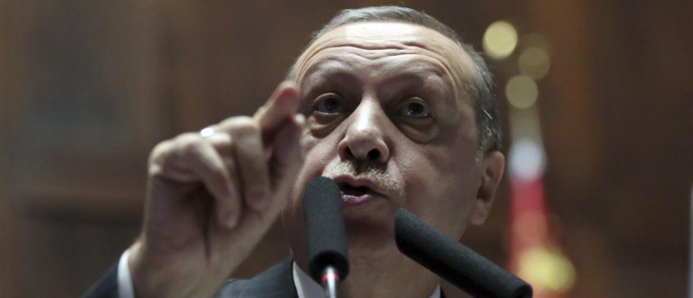 """Ερντογάν: Θα στραγγαλίσουμε τον """"τρομοκρατικό στρατό"""" εν τη γενέσει του"""