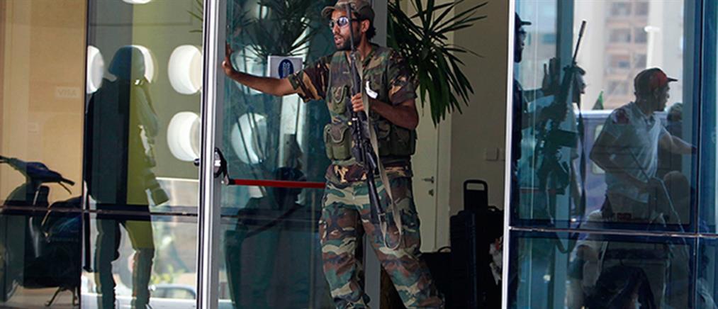 Τζιχαντιστές αιματοκύλισαν ξενοδοχείο στη Λιβύη