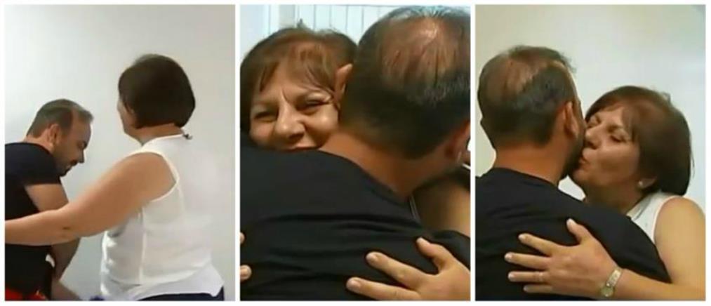 Συγκλονιστικό βίντεο: μητέρα συναντά τον λήπτη οργάνων του γιου της