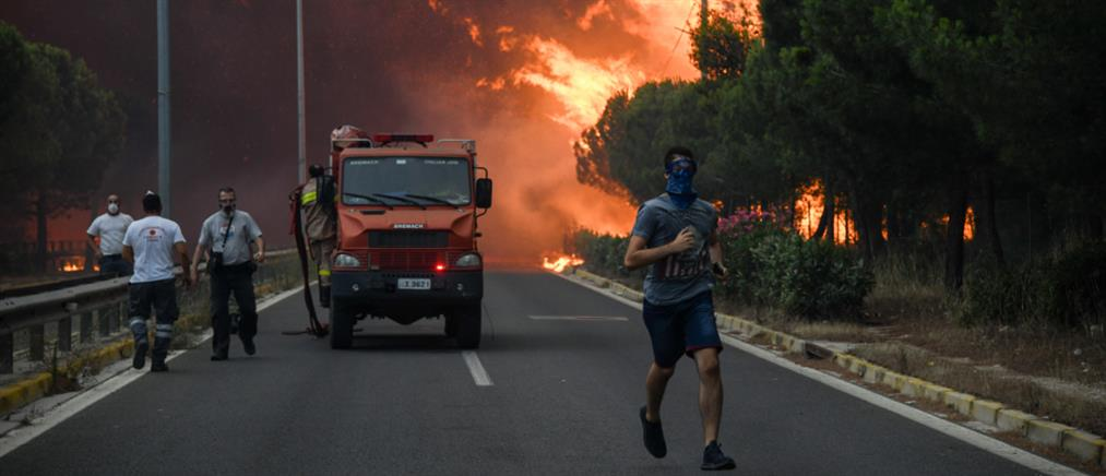 Φωτιά στο Μάτι: οι συνομιλίες για νεκρούς πριν την ενημέρωση Τσίπρα on camera