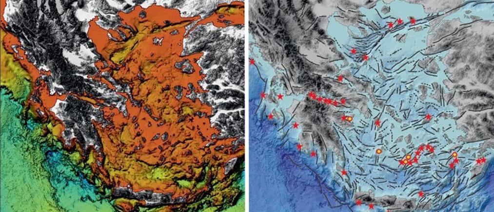 Ποιες περιοχές της Ελλάδας κινδυνεύουν από τσουνάμι