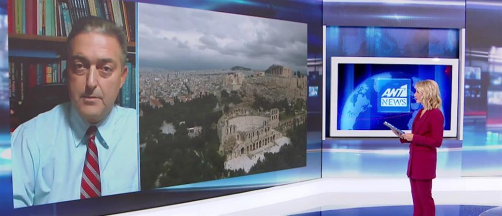 Κορονοϊός - Βασιλακόπουλος στον ΑΝΤ1: Αν χαλαρώσουμε, θα έχουμε χειρότερα (βίντεο)