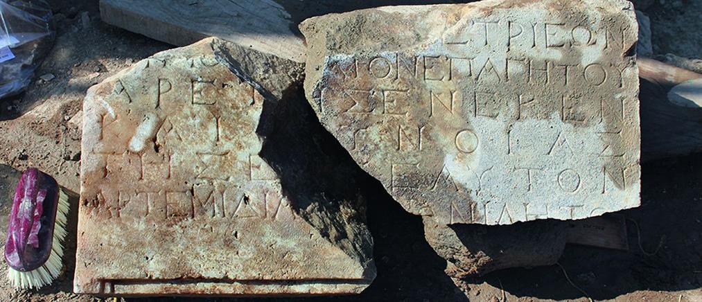 Σπουδαία ανακάλυψη στο Ιερό της Αμαρυσίας Αρτέμιδος (εικόνες)