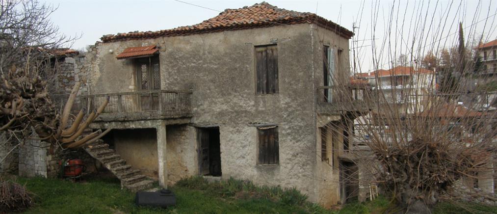 Νίκος Γκάτσος: Μνημείο το σπίτι όπου γεννήθηκε (εικόνες)