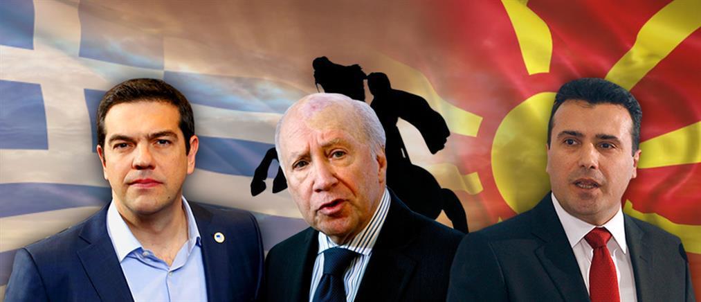 Νίμιτς: Τσίπρας και Ζάεφ δικαιούνται το Νόμπελ Ειρήνης