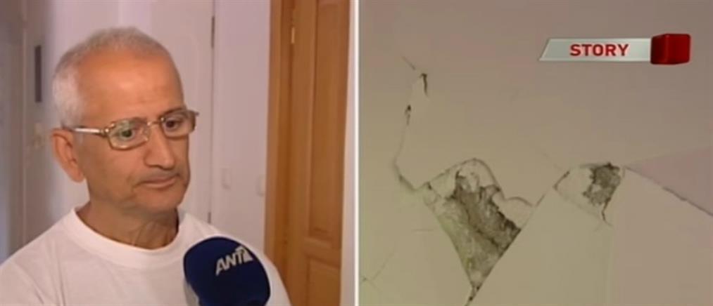 """Ο σεισμός """"ξαναχτύπησε"""" το ίδιο σπίτι 20 χρόνια μετά (βίντεο)"""