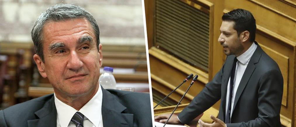Λοβέρδος - Κυρανάκης: άρση ασυλίας εισηγείται η Επιτροπή Δεοντολογίας
