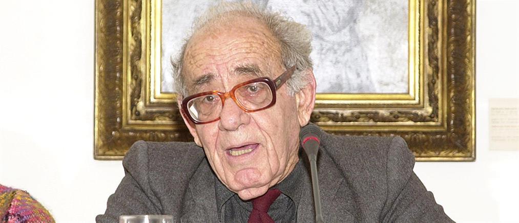 Πέθανε ο Δημήτρης Κουλουριάνος