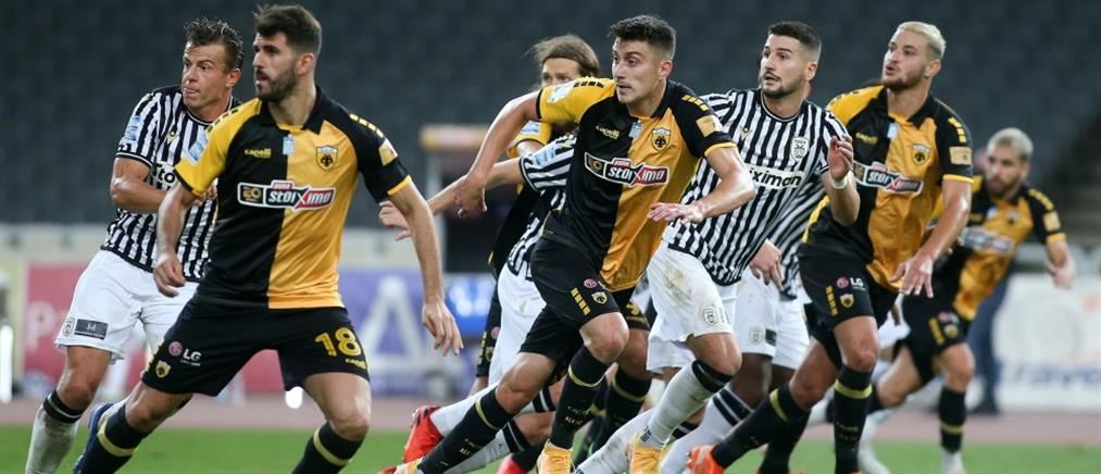 "AEK-ΠΑΟΚ: Ισόπαλο το ντέρμπι των ""Δικεφάλων"""