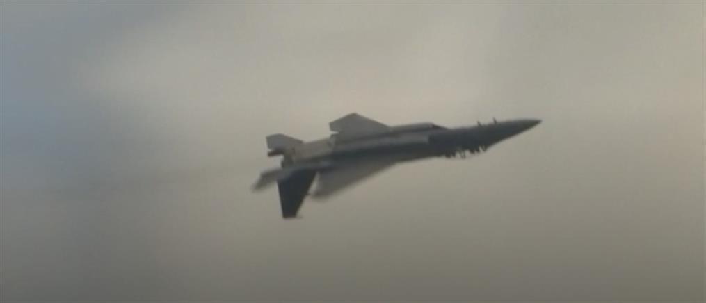 Εντυπωσιακή αεροπορική επίδειξη στην Σιγκαπούρη (βίντεο)